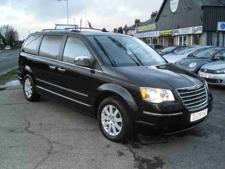 chrysler grand voyager 2 8 crd limited auto stowngo car for sale. Black Bedroom Furniture Sets. Home Design Ideas
