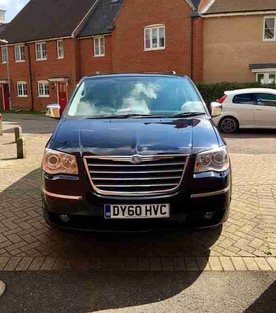 Chrysler Grand Voyager 2.8 CRD Touring. Car For Sale