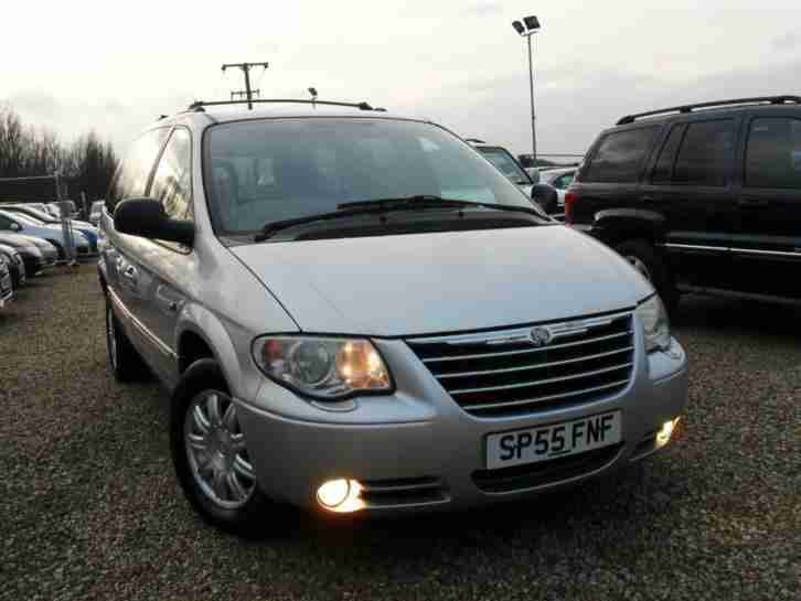 Grand Voyager 2.8CRD Limited XS MPV