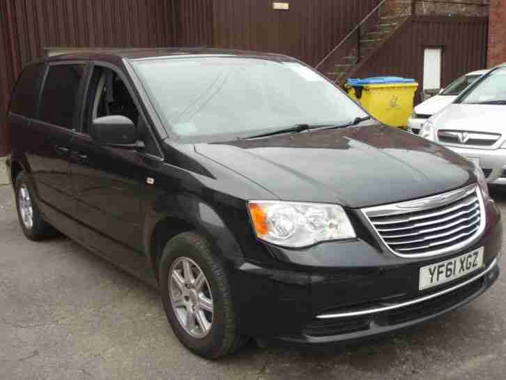 Chrysler Grand Voyager 2.8CRD auto 2011MY LX