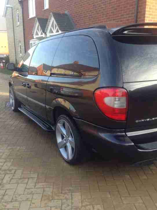 chrysler grand voyager crd auto limited  seater mpv car  sale