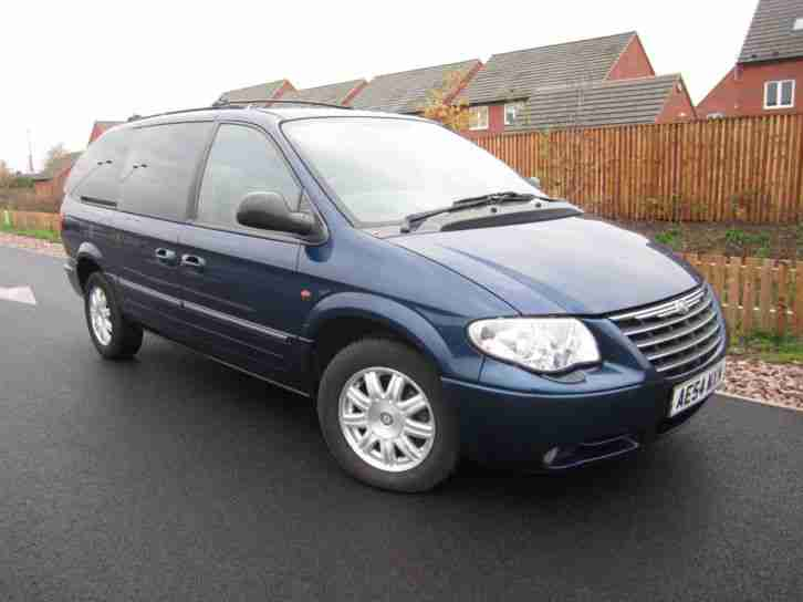 Grand Voyager 2.8CRD auto Limited XS