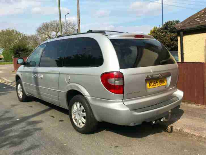 Chrysler Grand Voyager 2.8CRD auto Limited XS FULLY LOADED
