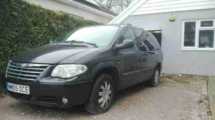 Grand Voyager 2.8crd Limited stow