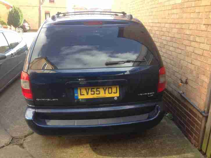 Chrysler Grand Voyager 2005