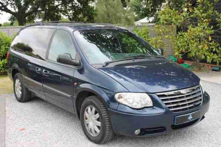Grand Voyager 3.3 Limited Xs PETROL