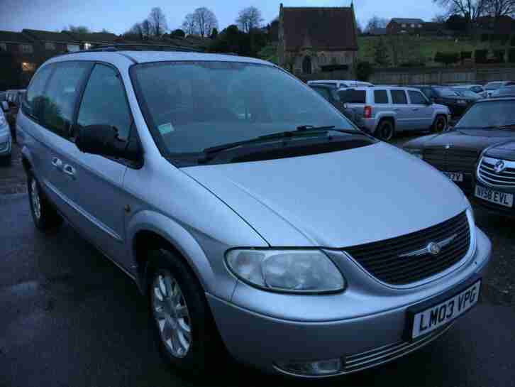 Grand Voyager 3.3 auto LX 2003 03