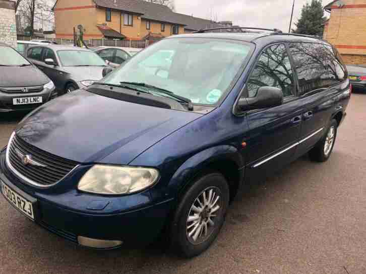 Grand Voyager 3.3 auto Limited XS