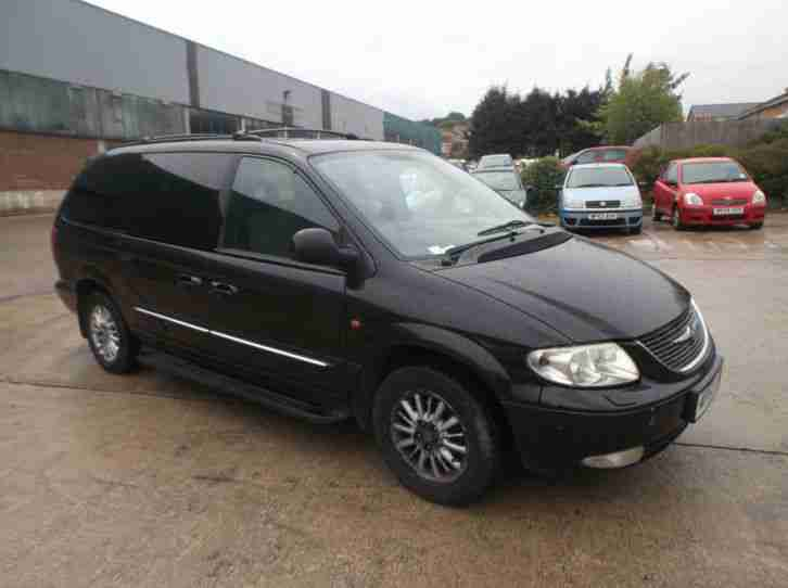 Grand Voyager 3.3 auto Limited XS 7