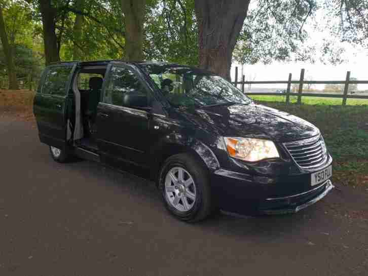 Chrysler Grand Voyager + 7 Seater + 2013 + One Owner + Lowest Priced