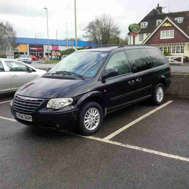 Chrysler Grand Voyager Auto, Diesel, Stow and Go