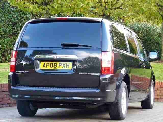 Chrysler Grand Voyager CRD `Stow & Go`Touring Automatic 7 Seater DIESEL 2008/08