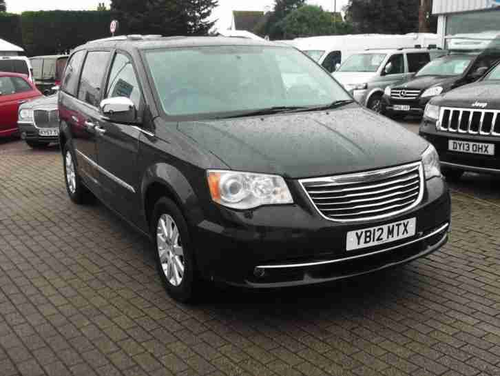 Chrysler Grand Voyager Crd Limited DIESEL AUTOMATIC 2010/60