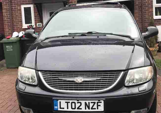 Chrysler Grand Voyager LTD