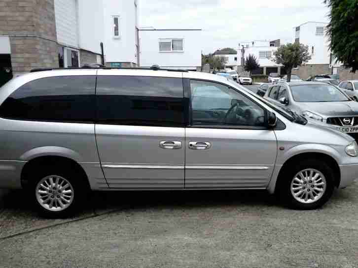 Grand Voyager Limited 3.3i Auto 7