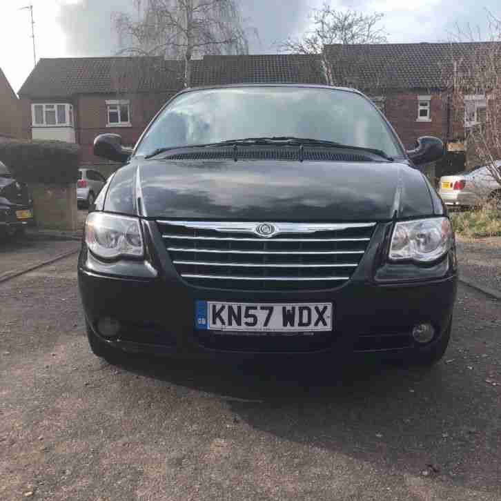 Chrysler Grand Voyager Stow&Go 2.8 crd Executive