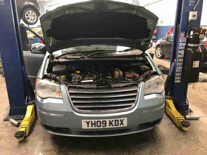 Chrysler Grand Voyager crd easy fix