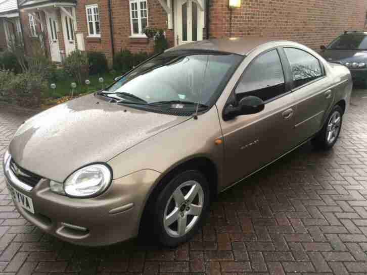 Chrysler Neon LPG BRC Spare or Repair