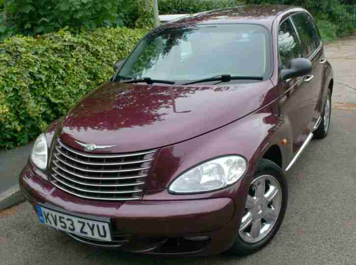 PT Cruiser 2.0 Limited Automatic