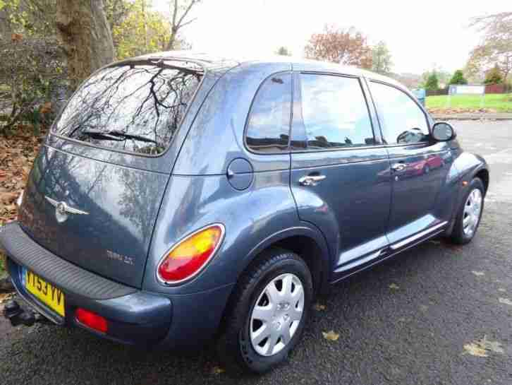 Chrysler PT Cruiser 2.0 Touring Hatchback 5d 1996cc