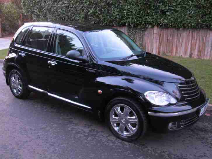 chrysler 2006 pt cruiser 2 2 crd limited 5dr 5 door. Black Bedroom Furniture Sets. Home Design Ideas