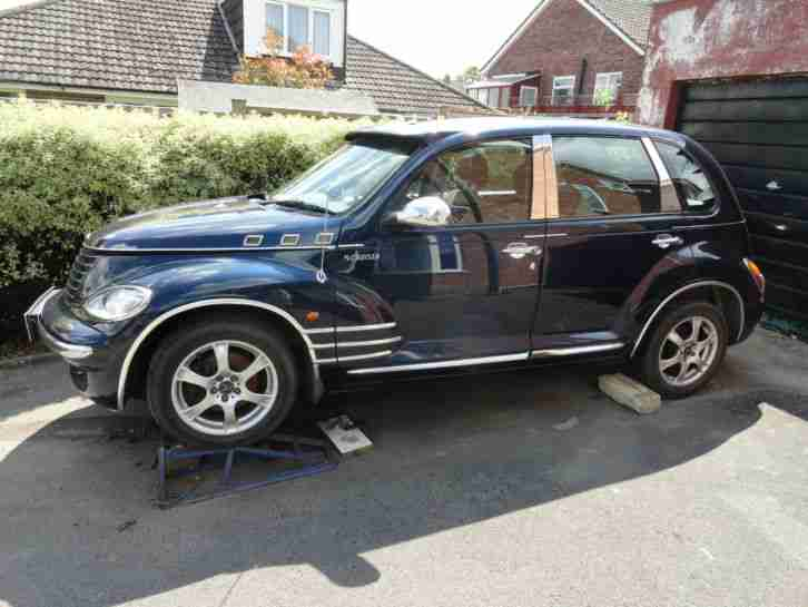 chrysler pt cruiser 2 2 turbo diesel crd car for sale. Black Bedroom Furniture Sets. Home Design Ideas