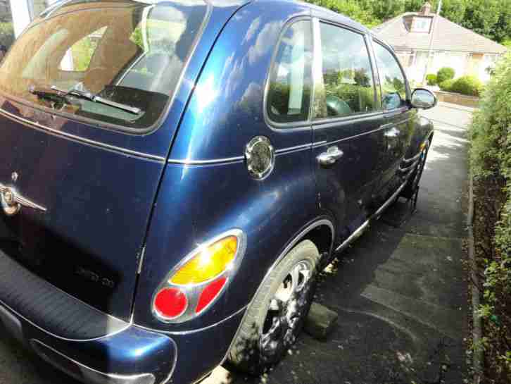 Chrysler PT Cruiser 2.2 turbo Diesel CRD