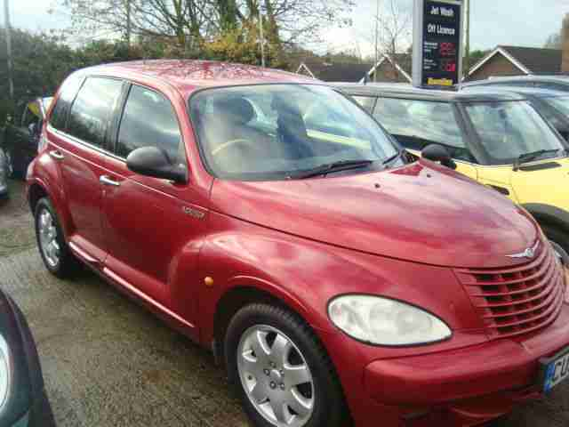PT Cruiser 2.2CRD Limited