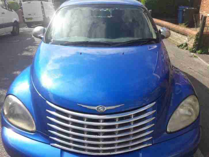 PT Cruiser, 2.2L, Diesel turbo, MOT