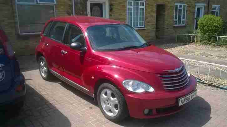 Chrysler PT Cruiser 2.4 Auto LPG