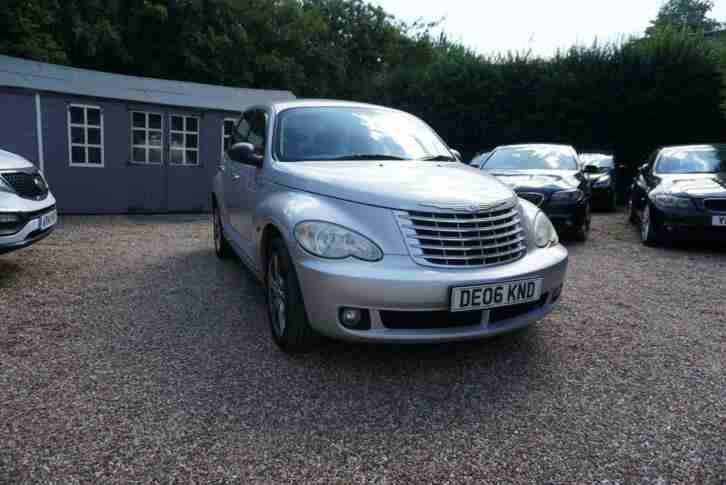 PT Cruiser 2.4 Limited Part Ex To