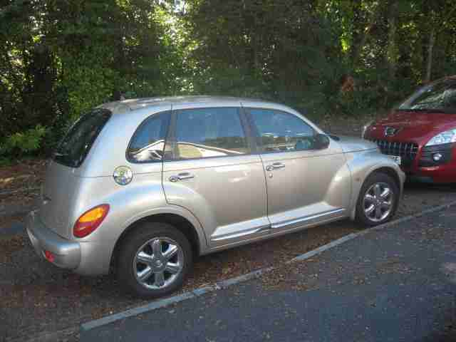 PT Cruiser 2.4 auto Limited 2 owners