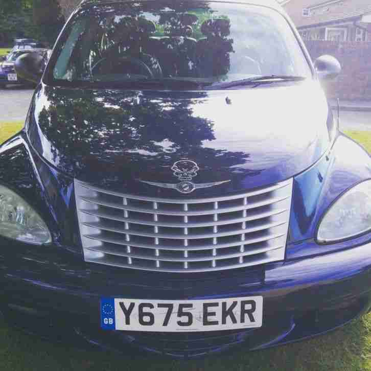 Chrysler PT Cruiser Limited Edition 2.0L Automatic 2001. Car For Sale