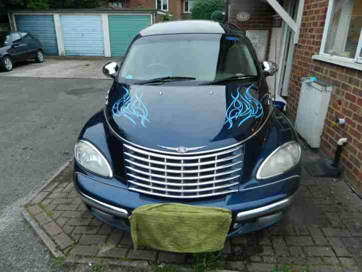 PT Cruiser (Running but in need of