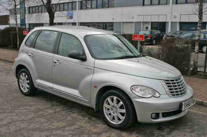 PT Cruiser Touring CRD Turbo Diesel