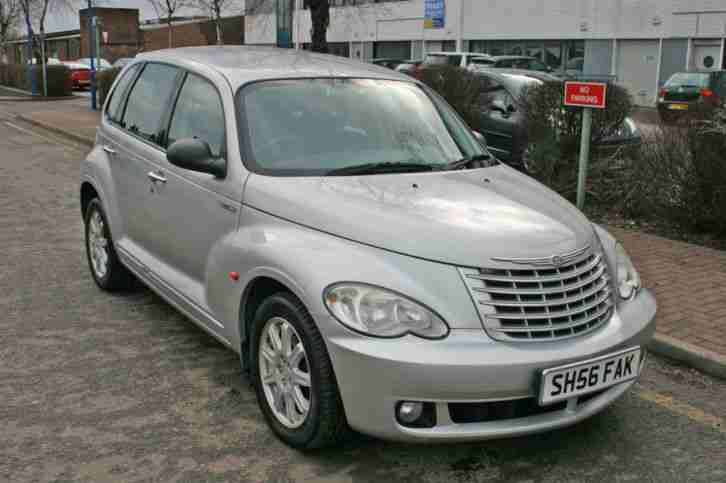 Chrysler PT Cruiser Touring CRD Turbo Diesel Low Mileage Full Service Finest Exa