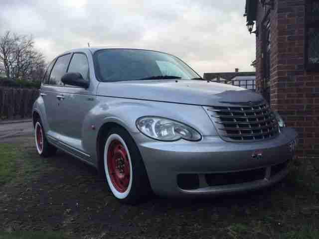 Chrysler Pt Cruiser Car From United Kingdom