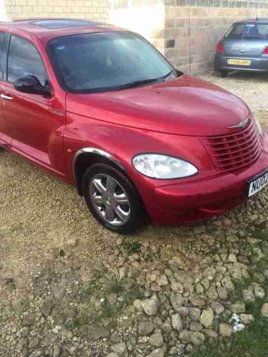 Pt Cruiser Breaking 2.2 Diesel