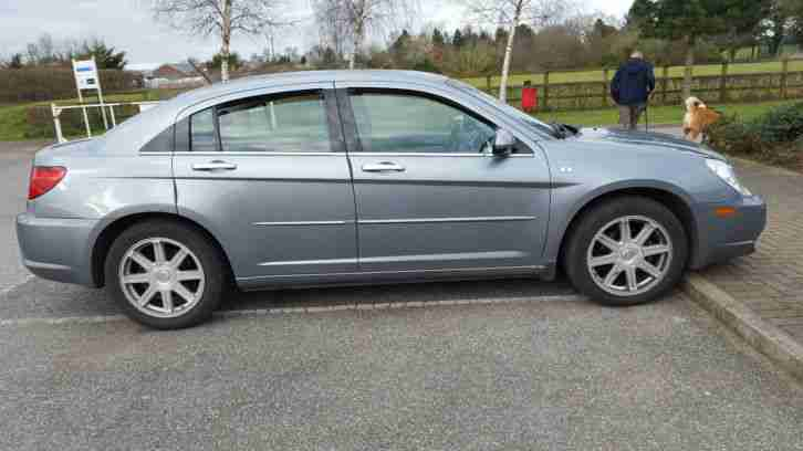 Chrysler Sebring Limited 2.4 Auto VGC