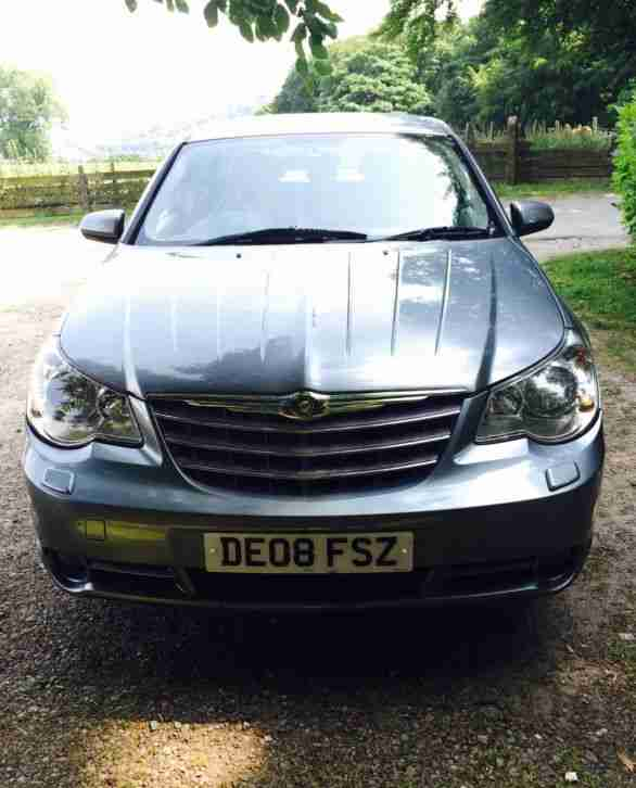 Chrysler Sebring Limited 2008 2.0 Diesel 5 Door Silver