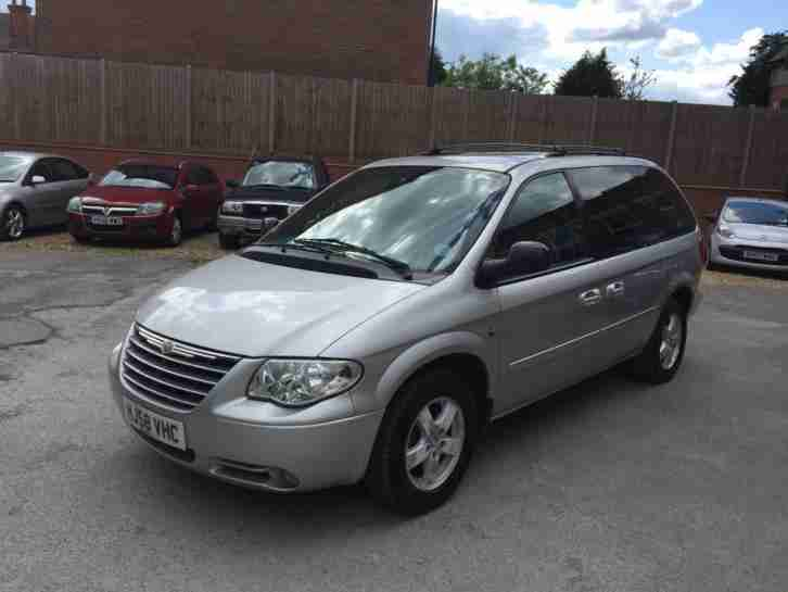 Chrysler Voyager 2.4 Executive