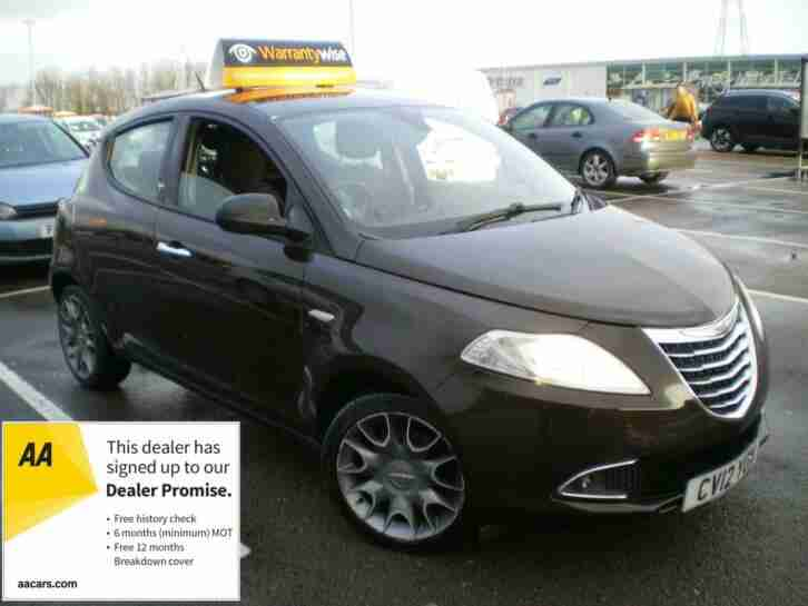 Ypsilon 1.2 S (s s) 5DR £30 TAX A