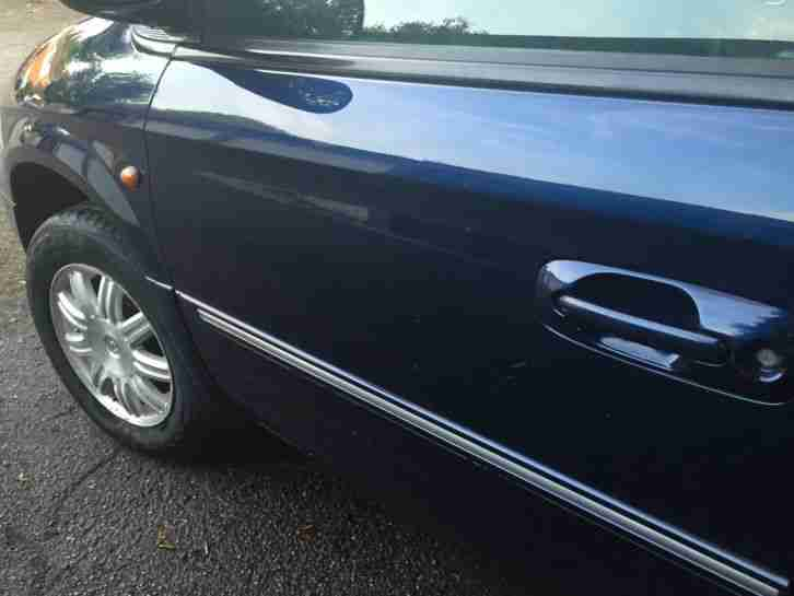 Chrysler grand voyager crd Ltd stow and go