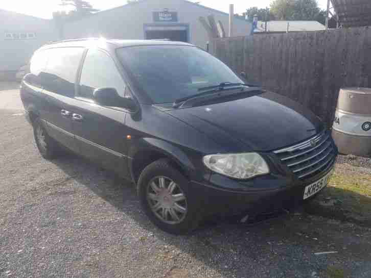 Chrysler grande voyager 2.8crd stow on go