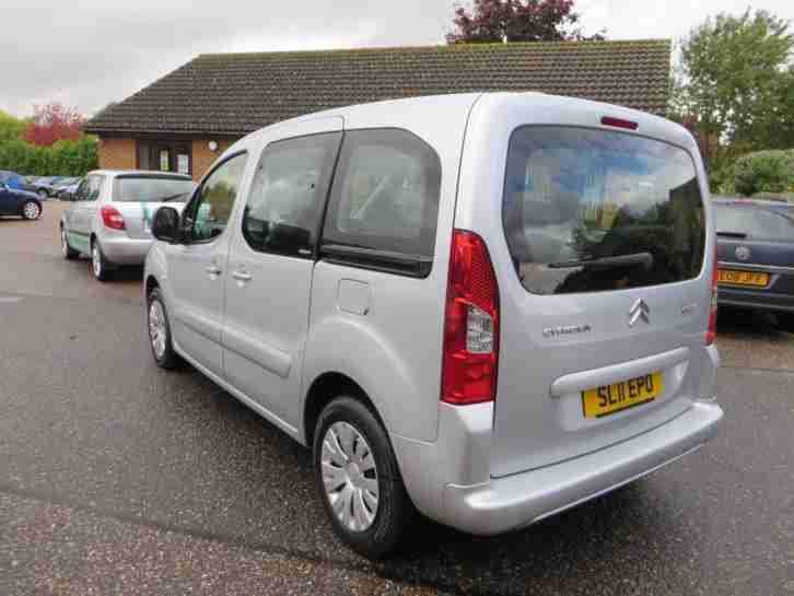 Citroen Berlingo 1.6HDi ( 90bhp ) Family Pack Multispace 2010MY VTR
