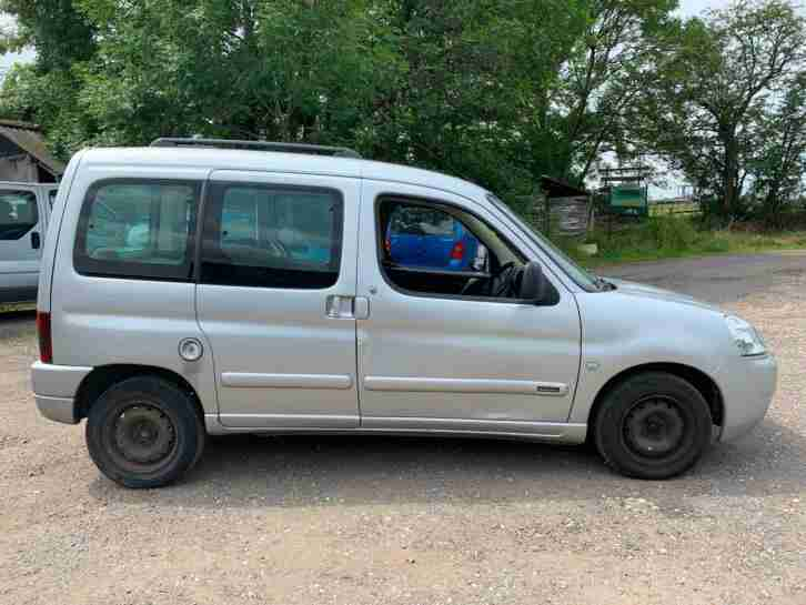Citroen Berlingo 1.9D 2003 Multispace Desire
