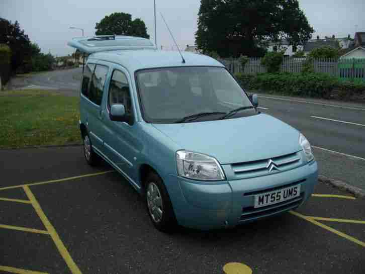 citroen berlingo 1 9d 2005 multispace forte car for sale. Black Bedroom Furniture Sets. Home Design Ideas