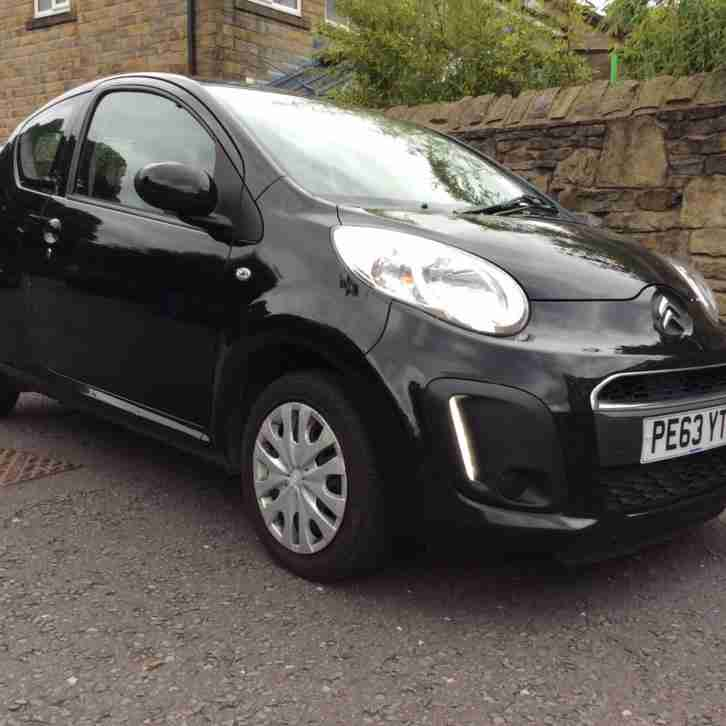 Citroen C1 1.0i 68 2012 VTR *from only £20 a week