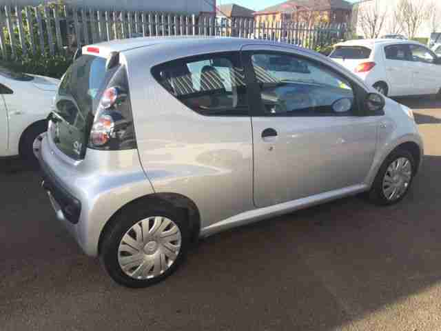 Citroen C1 1.0i Vibe GUARANTEED CAR FINANCE FROM £22PW