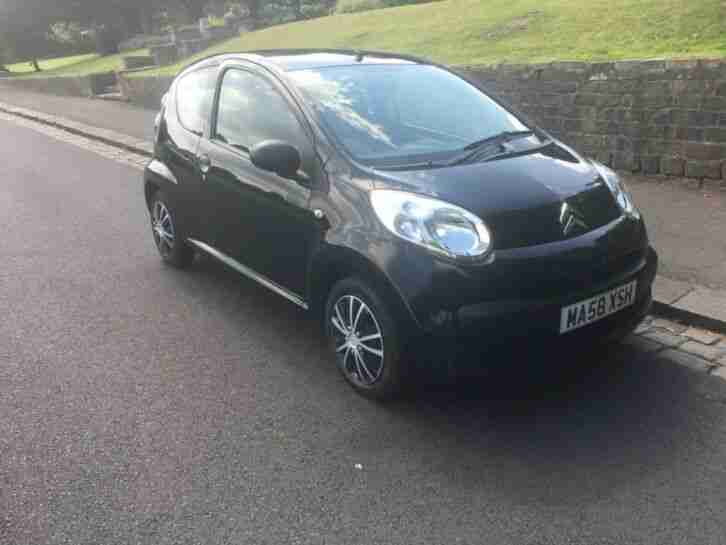 Citroen C1 Ultra Low Mileage 2008 Our Car From New